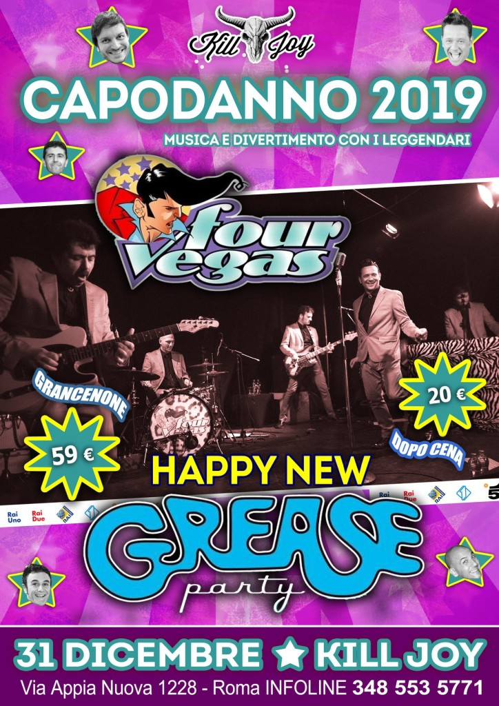 capodanno kill joy