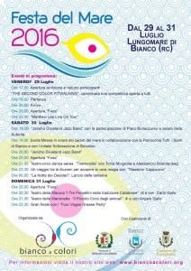 festa del mare BIANCO RC