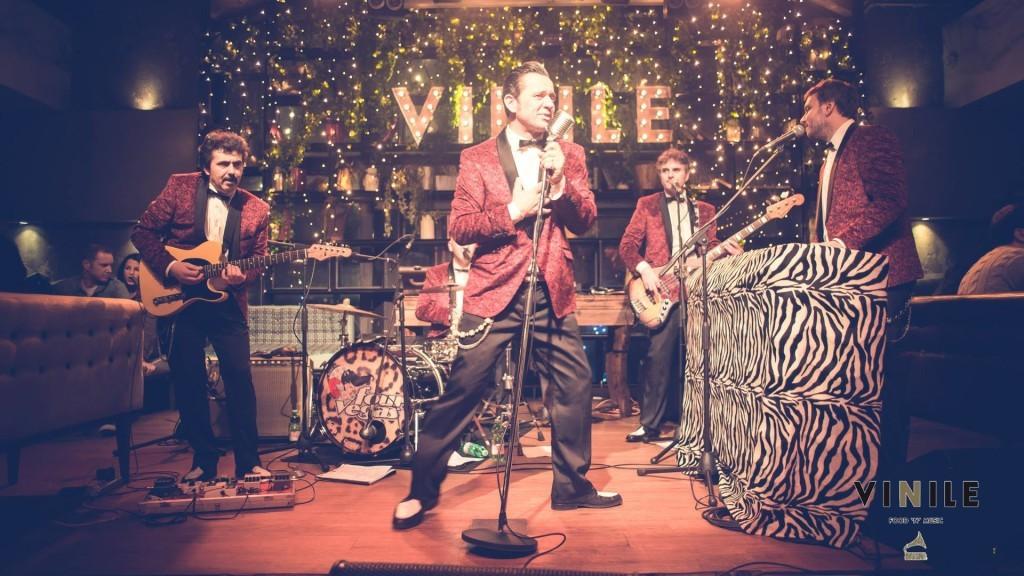 Four-Vegas-Vinile